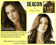 DEACON & Cassie (Unfinished Hero #4) Kristen Ashley
