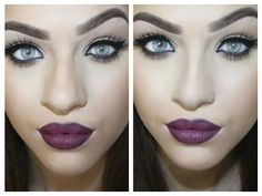 How To Make Your Nose Look Smaller | Contouring With Powder Products - YouTube
