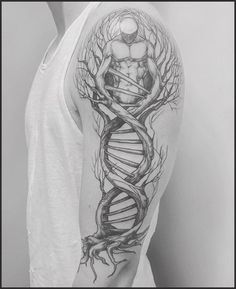 60 Trippy Tattoos For Men - Do not forget to visit for the most beautiful tattoo ideas>> the-tattoo-ideas.com #tattoo #tattooideas #trippy
