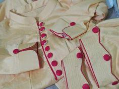 Best 12 Sleeves design – Page 295196950574577506 – SkillOfKing. Salwar Suit Neck Designs, Neck Designs For Suits, Kurta Neck Design, Sleeves Designs For Dresses, Salwar Designs, Dress Neck Designs, Stylish Dress Designs, Kurta Designs Women, Sleeve Designs