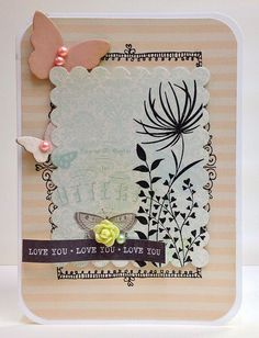 Love You Love You Love You by Paper Girl, via Flickr