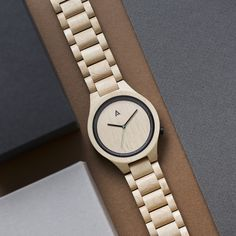 MAM Originals | Wooden Watches | Pic by Reni Wu