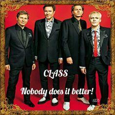 Class: Nobody does it better!, Duran Duran, 2015, Paper Gods