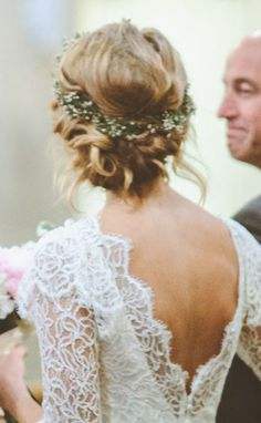 wedding dress- Almost positive this is Millie Macintosh