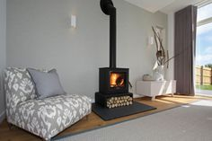 Kernow Fires Jetmaster 60F installation wood burning stove installation in Cornwall.