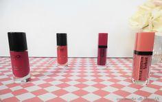 Une battle matte muse de kiko & velvet mat de bourjois est en ligne sur le blog !