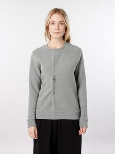 Pin Sweatshirt by Ann-Sofie Back