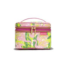 DOUBLE ZIP TRAIN CASE - FAN DANCE $22.99 #LillyforTarget Check out the collection now. Target.com/Lilly
