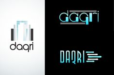 Logo designs by Firekarma (left) and The13thDesign (right)