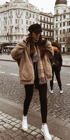 Casual Winter Outfits, Winter Fashion Outfits, Look Fashion, Stylish Outfits, Fall Outfits, Comfy Winter Outfit, Fashion For Winter, Winter Layering Outfits, Outfits Otoño