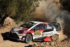 【WRC】 トヨタ:WRC 第11戦 ラリー・スペイン 初日レポート  [F1 / Formula 1]