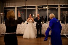 Winter wedding at Harbour Banquet & Conference Centre Oakville, Canada
