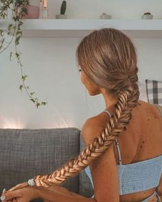 39 ideas for the best braided hairstyles 2019 - page 4 of 4 - stylish bu . - 39 ideas for the best braided hairstyles 2019 – page 4 of 4 – stylish bunny – - Cool Braid Hairstyles, Summer Hairstyles, Pretty Hairstyles, Hairdos, Hair Updo, Crazy Hairstyles, Black Hairstyle, Teenage Hairstyles, Braids Long Hair