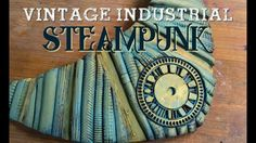Tuto Polymère Steampunk avec le Roll Maker de Green Stuff World