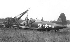 USAAF 42 74680 P 47D Thunderbolt 8AF 353FG352FS SX W