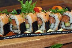 The best sushi, freshly prepared! Outdoor Restaurant, Restaurant Bar, Country Estate, Country Chic, Best Sushi, Area Restaurants, Leading Hotels, Fine Wine, Best Breakfast
