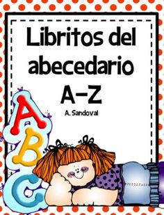 You get the whole complete alphabet emergent books.  You can use the books…
