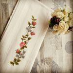 """60 Likes, 13 Comments - Elmas Çınar Mutaç (@kanaviceli_saatler) on Instagram: """"Ve kelebekli rüyalar;) #kelebekler #havlu #kanaviçe #etamin"""""""
