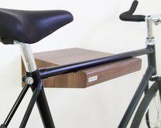 Vélo Support MuralBicyclette Rack étagère Support De Garde-meubles bois contreplaqué bouleau