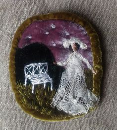 """""""In the evening"""" Coins, Human Faces, Personalized Items, Needlepoint, Coining, Rooms"""