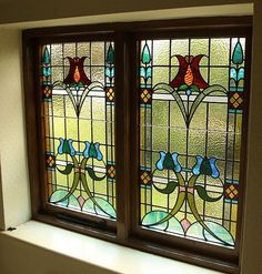 221450506648711794 traditional stained glass patterns #StainedGlassBathroom