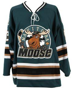 a231e6e4d manitoba moose jersey - Google Search