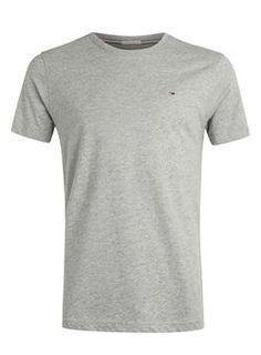 Hilfiger Denim Grey Logo T-Shirt