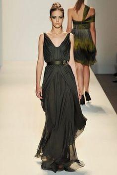 Lela Rose *Seems like a reasonable dress to wear to tea.