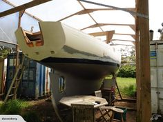 Hallberg Rassy 35ft Yacht - Project   Trade Me