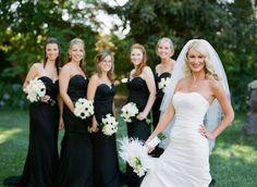 bouquet demoiselle d'honneur blanc - Recherche Google