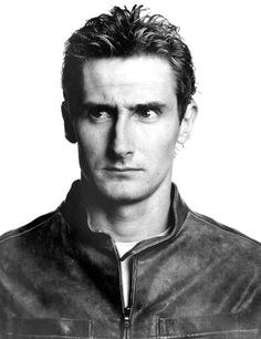 Miroslav Klose Practically the best striker in all of futbol...at least in my humble opinion.