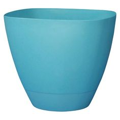 "Room Essentials™ Modern Planter - Turquoise (10"")"
