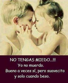 #citas de amor y beso