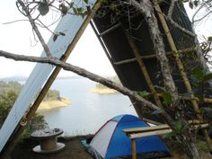 Techo glamping Sietecueros Glamping, Gas Fire Pits, Ensuite Bathrooms, Infinite, Go Glamping