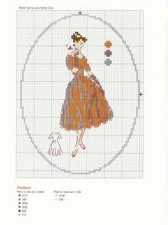 fashion cross stitch