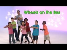 Wheels on the Bus Rap is a movin' and groovin' wheels on the bus song. Set to a cool beat children love, I made this wheels on the bus song so positive and f. Kindergarten Music, Kindergarten Math Worksheets, Preschool Music, Math Songs, Kids Songs, Transportation Songs, Jack Hartmann, Good Morning Song, Brain Break Videos