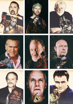 Yes! Horror Icons