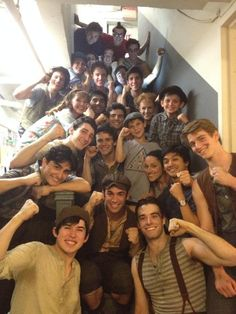 Newsies final #sip<<THIS MAKES ME SO SAD