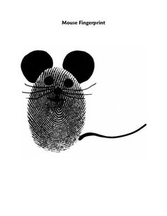 """Inspiration for """"Bookmark Mouse"""" - 2s - week 4"""