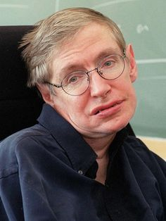 Stephen Hawking: O maior cientista vivo e um exemplo de luta e coragem. E...um fofo completo!