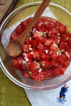 Réunion cuisine / Rougail tomate
