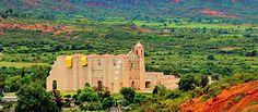 Ex Convento de Santo Domingo Yanhuitlán, Oaxaca, México - Zonaturistica.com