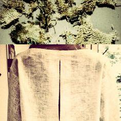 fitting days_look1.back. 100%bio: nettle bamboo hemp and pure silk cecilia_rinaldi // handmade_dressmaking artisanal ecological clothing