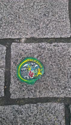 Street Art by Ben Wilson