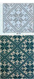 Nice Stitch design for my electronic knitting machine Fair Isle Knitting Patterns, Fair Isle Pattern, Knitting Charts, Knitting Stitches, Knitting Needles, Crochet Cross, Crochet Chart, Filet Crochet, Cross Stitch Charts