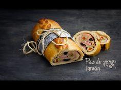 How to make Pan de Jamón (Ham Bread) - Christmas recipe