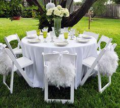 Un elegante allestimento sul bianco per il tuo matrimonio. Scopri la location per ricevimenti più vicina a te>> http://www.lemienozze.it/operatori-matrimonio/luoghi_per_il_ricevimento/