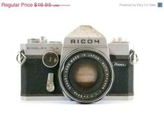 SALE Half Off SHOP RICOH Camera Vintage Film Camera