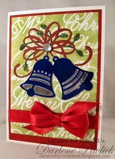 Dar's Crafty Creations: DRU - Merry Christmas ...