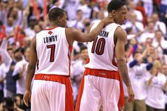 A Video Tribute to Kyle Lowry, DeMar DeRozan, and the. A Video Tribute to Kyle Lowry, DeMar DeRozan, and… Toronto Raptors, Marcus Smart, Kyle Lowry, Best Duos, The Underdogs, Washington Wizards, Boston Celtics, 20th Anniversary, Olympics